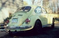 My daily driver 1971 Beetle