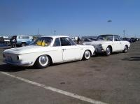A couple of Corvairs (This is for Twin)