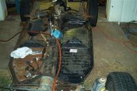 New floorpan for baja