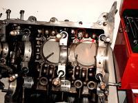 Filler and Possible Crack behind #3 Cylinder
