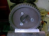 Cam gear