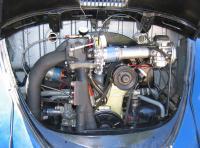 36hp Turbo Motor 2006 Challenge