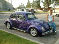 jesse and his bug