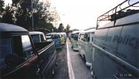 Bulli Brigade Caravan Rest Stop