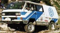 French VW Transporter Syncro