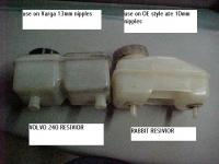 dual circuit reservoir - Rabbit or Volvo 240