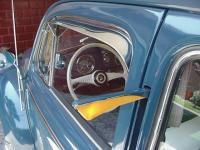 Customized 1954 Oval Window