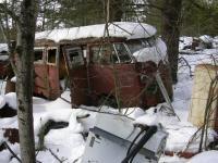 Rusty Bus...