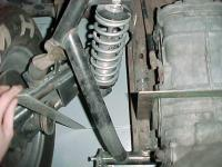 Measuring Axle Lenght