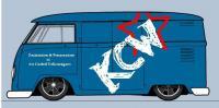 KCW's shop bus.