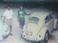 56 and 61 THE VW BROTHERS