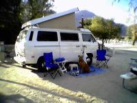 Xmas eve in the desert!