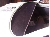 coupe rear parcel shelf