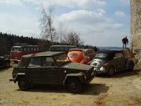 My stolen VW 181, 1969