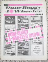 68 Dune Buggy newspaper