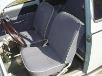 THANK'S LENNY AT WEST COAST CLASSICS FOR THE INTERIOR. LOOKS GOOD!!