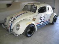 the real 138 mph fully loaded nascar herbie