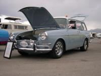 Our 67 Squareback at Las Vegas Bug In 2006