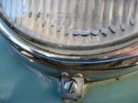 fluted lense detail