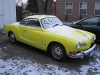 my first Karmann Ghia (1973)