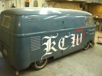 KCW's shop bus
