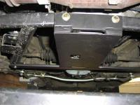 1.8T Oil Pan Skid Plate