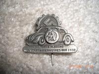1938 Cornerstone pin