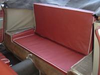 1959 Karmann Ghia cabriolet back seat (for the forum)