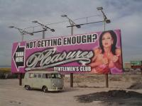 Rollin the strip in Vegas