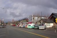 Shasta Snow Trip 2007