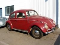 1963 Beetle Stolen