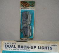 Type 3 EMPI reverse lights