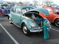 Gumby and his Turquoise Beetle