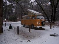 Cuyemaca Snow