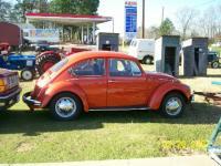 VW sightings: 71 fat chick in NE Texas