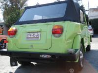 VW SAFARI 1976
