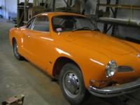 My Ghia Coupe