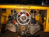 2,7 l Porsche 911 Engine