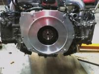 subi motor for the baja with adapter plate