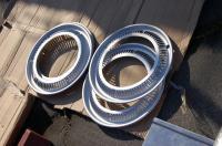 Porsche 356 beauty rings