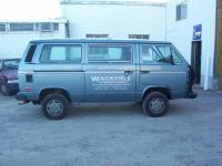 Cleanest 1986 Vanagon Syncro you'll ever see.