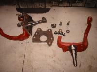 944 brakes on bay spindels