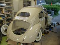 55 Oval Restauration