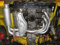 Porsche exhaust