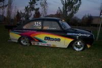 68 Fastback racecar