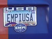 personal plates