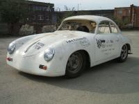 356 COUPE REPLICA UNDER CONSTRUCTION IN SHEFFIELD ENGLAND