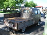 Bare metal Double Cab