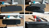 Thing visor repair picture 2