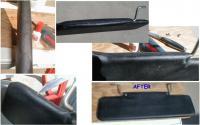 Thing visor repair picture 3